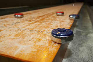 SOLO® Shuffleboard Movers Seattle, Washington.