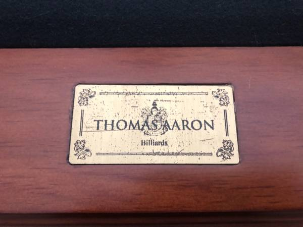 Pool Tables For Sale In Seattle Washington Seattle Pool Table - Thomas aaron pool table