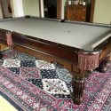 Beautiful 8' Brunswick Pool Table