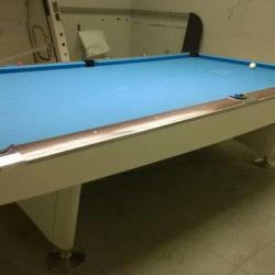 4 x 8 Brunswick Gold Crown Pool Table (SOLD)