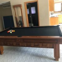 Pool Tables For Sale In Seattle SOLO Sell A Pool Table - Thomas aaron pool table