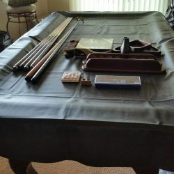 Custom Olhausen Billiards Table for Sale--PRICE REDUCED
