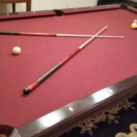 9' Brunswick Pool Table For Sale